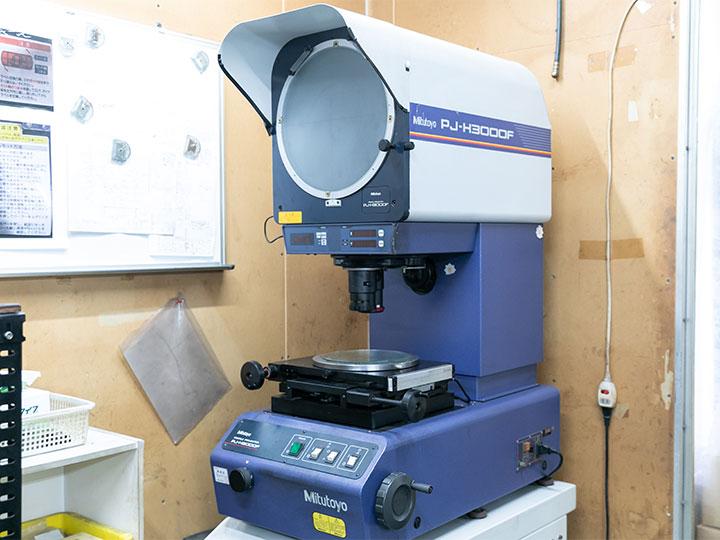 測定顕微鏡 100×20 東京光学製